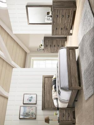 Millie Brown Panel Bedroom Set Queen and King Size Options for Sale in Houston, TX