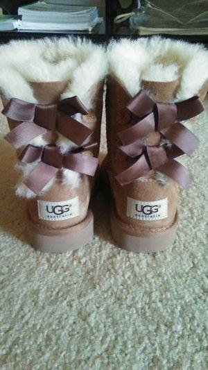 Toodler size 8 girls UGG boots for Sale in Midlothian, VA