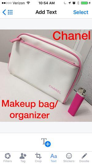 Chanel makeup/ organizer bag for Sale in Denver, CO