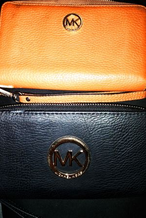 Two Micheal Kors Wallets /Wrislets for Sale in Madison Heights, VA
