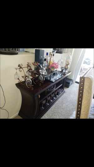 Solid wood Console table for Sale in San Diego, CA