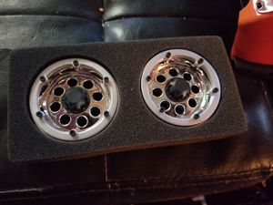 "1.9"" Beadlock Chrome Rims set of 4 for Sale in Woodinville, WA"