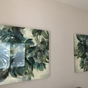 Two Large Framed Artwork for Sale in Kissimmee, FL