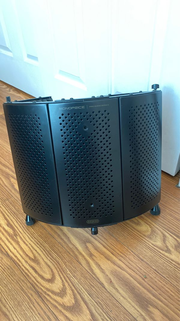 Professional Sound Proof Barrier For Mic