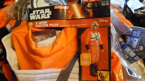 Men's Star Wars X-Wing fighter pilot halloween costume for Sale in San Diego, CA