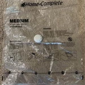 Home Complete 15 pack vacuum bags for Sale in Milton, FL