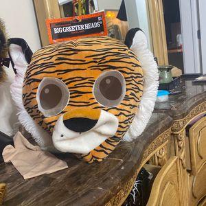 Cute Big Tiger Head Mask $7 for Sale in Washington, DC