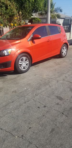 2012 Chevy Sonic super clean for Sale in Los Angeles, CA