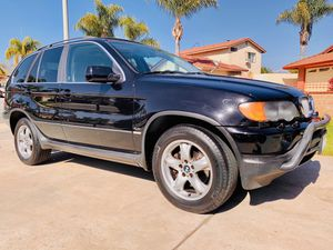 2002 BMW X5 for Sale in Riverside, CA