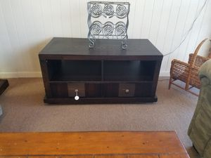 TV stand entertainment center for Sale in Tulsa, OK