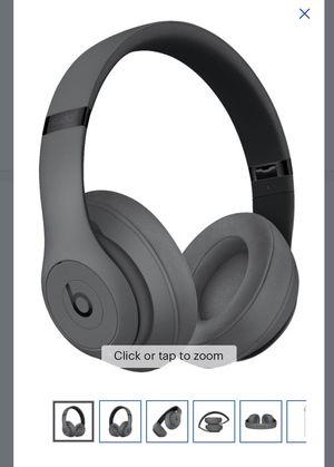Beats Studio 3 Grey Wireless Headphones for Sale in Ardsley, NY