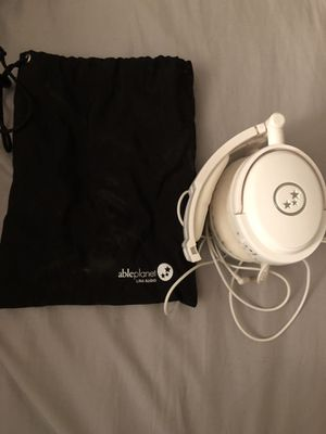 Able planet linx audio noise cancelling headphones for Sale in Port Richey, FL