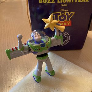 Disney Toy Story Buzz Collectible Christmas Ornament for Sale in Fort Lauderdale, FL