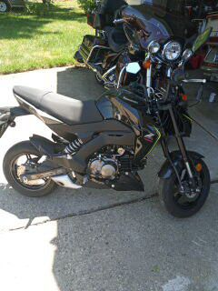 Kawasaki 125 for Sale in Inkster, MI