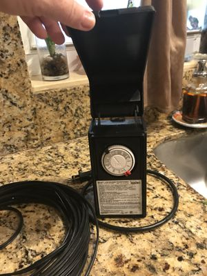 TIMER AND CABLE for Sale in Hialeah, FL