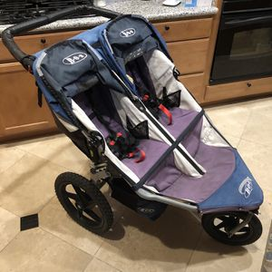 Bob revolution double stroller for Sale in San Diego, CA