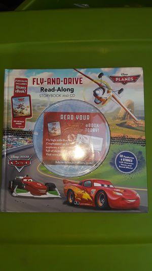 Disney Cars book for Sale in Virginia Beach, VA