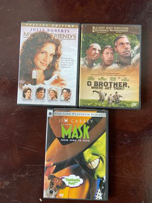 Misc. DVDs for Sale in Greenville, SC
