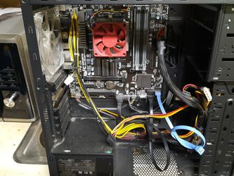 Computer Gaming Case Mother Board Power Supply for Sale in South El Monte,  CA