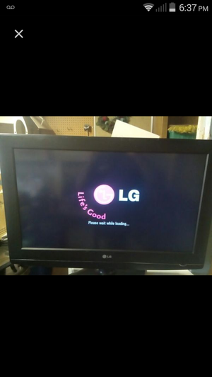 32 inch lg tv for Sale in Phoenix, AZ