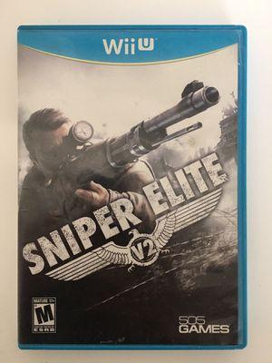 Sniper Elite V2 for Nintendo Wii U for Sale in Brentwood, CA