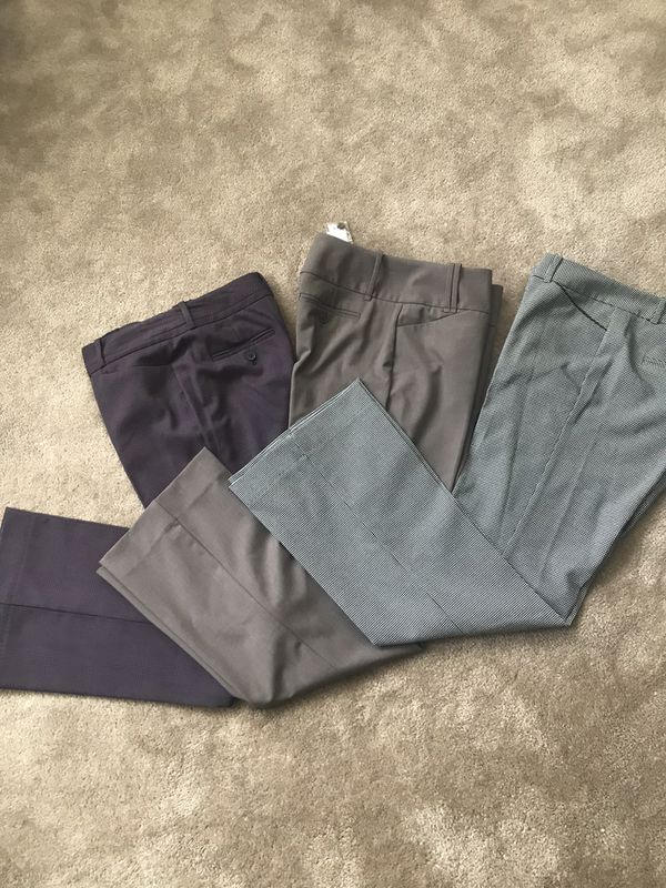 Women's Dress/Work Pants