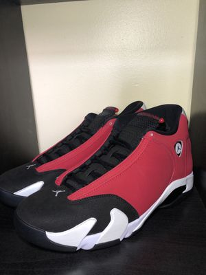 New Jordan 14 Gym Red Toro Size 10 for Sale in Fairfax, VA