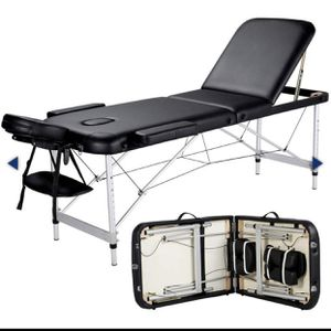 Yaheetech Massage Table With Carrying Case Size 73 Inch Long for Sale in Tempe, AZ