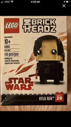 RETIRED NEVER OPENED BOX - Lego Star Wars Kylo Ken for Sale in Wardsville, MO