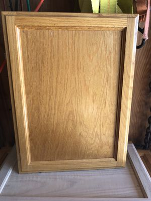 1 kitchen cabinet frame and 7-8 doors for Sale in Stockton, CA