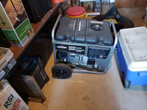 Briggs and Stratton Generator for Sale in West Springfield, VA