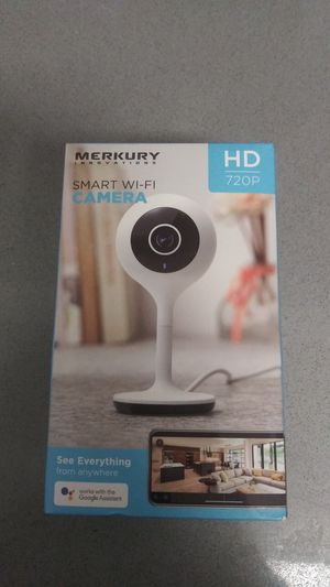 Merkury Smart wifi camera for Sale in Boynton Beach, FL