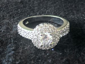 Sterling Silver CZ Rings for Sale in Las Vegas, NV
