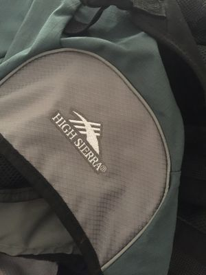 High sierra hiking backpack for Sale in Lockport, IL