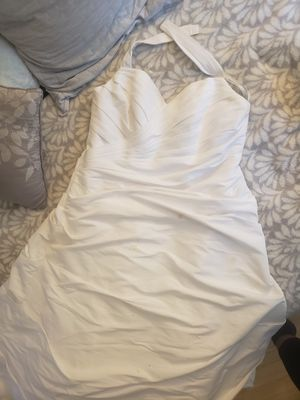 SIZE 20 WEDDING DRESS. for Sale in Pinole, CA