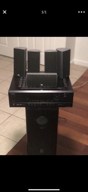 Home Stereo System for $30 for Sale in Sunnyvale, CA