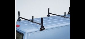 Heavy-Duty Steel Ladder Rack (3 Supports) for Sale in Englewood, CO