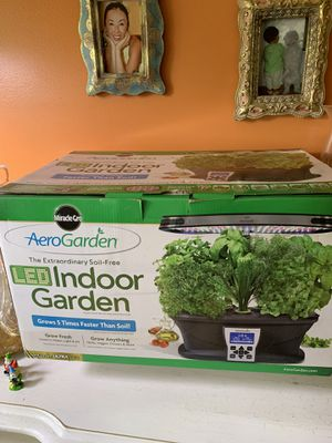 AeroGarden Ultra LED indoor garden for Sale in North Bethesda, MD