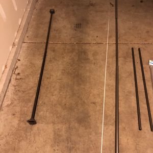 Curtain Rods For Sale! for Sale in Happy Valley, OR