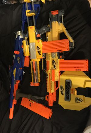 Nerf guns for Sale in Mulberry, FL
