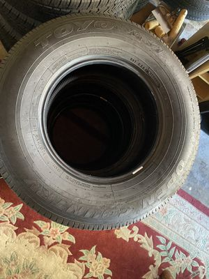 245/75r16 tires TOYO OPEN COUNTRY A31 for Sale in Milpitas, CA