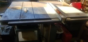 Rockwell table saw for sale for Sale in San Diego, CA