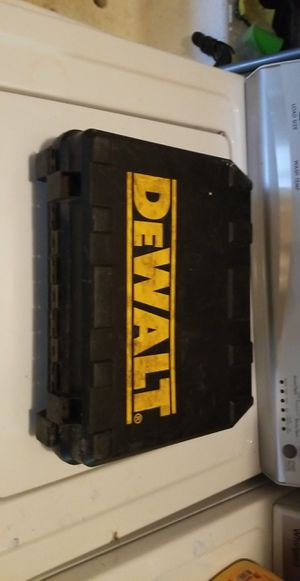 Dewalt drill for Sale in Palos Hills, IL