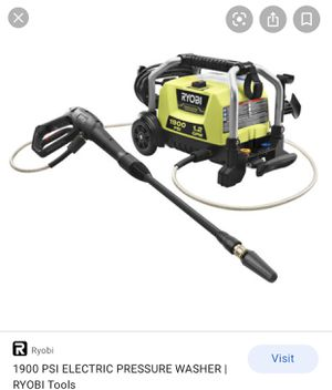 Pressure washer for Sale in Ontario, CA