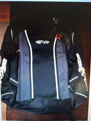Joe Rocket motorcycle helmet backpack new! With tags! Protect ur helmet! And ur homework! New! for Sale in Lombard, IL