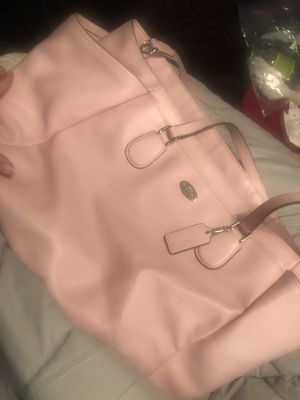 Coach authentic diaper bag for Sale in Sully Station, VA