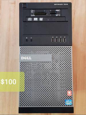 Dell Optiplex 7010 Desktop PC Computer i5-3470 quadcore 8GB RAM 500GB HDD PC Mini Tower Business Computer for Sale in Seattle, WA