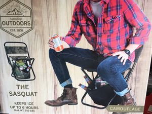 Chair & Cooler for Sale in Lawrenceville, GA