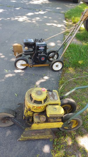 Brush hawg and edger for Sale in Taunton, MA