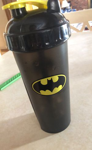 Batman blender bottle for Sale in Centennial, CO